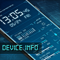 Device Info Live Wallpaper for Free