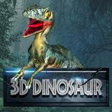 3D Dinosaur Launcher