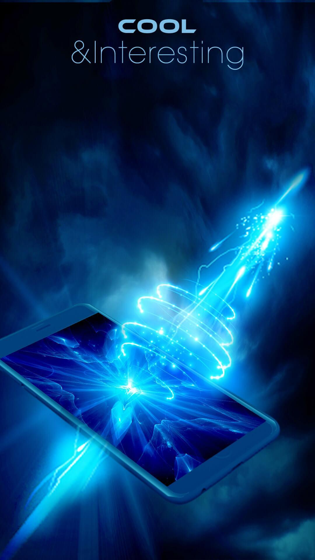 Electric Screen for Prank Live Wallpaper for Android - APK ...
