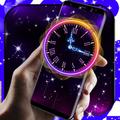 アナログ時計スタイルロックスクリーンセーバー