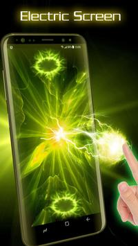 Elektrisch scherm Live Wallpaper voor Prank screenshot 3