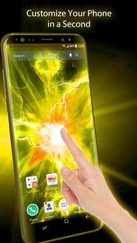 Электрический Экран Launcher для Шалости скриншот 3