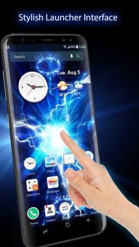 Электрический Экран Launcher для Шалости скриншот 4