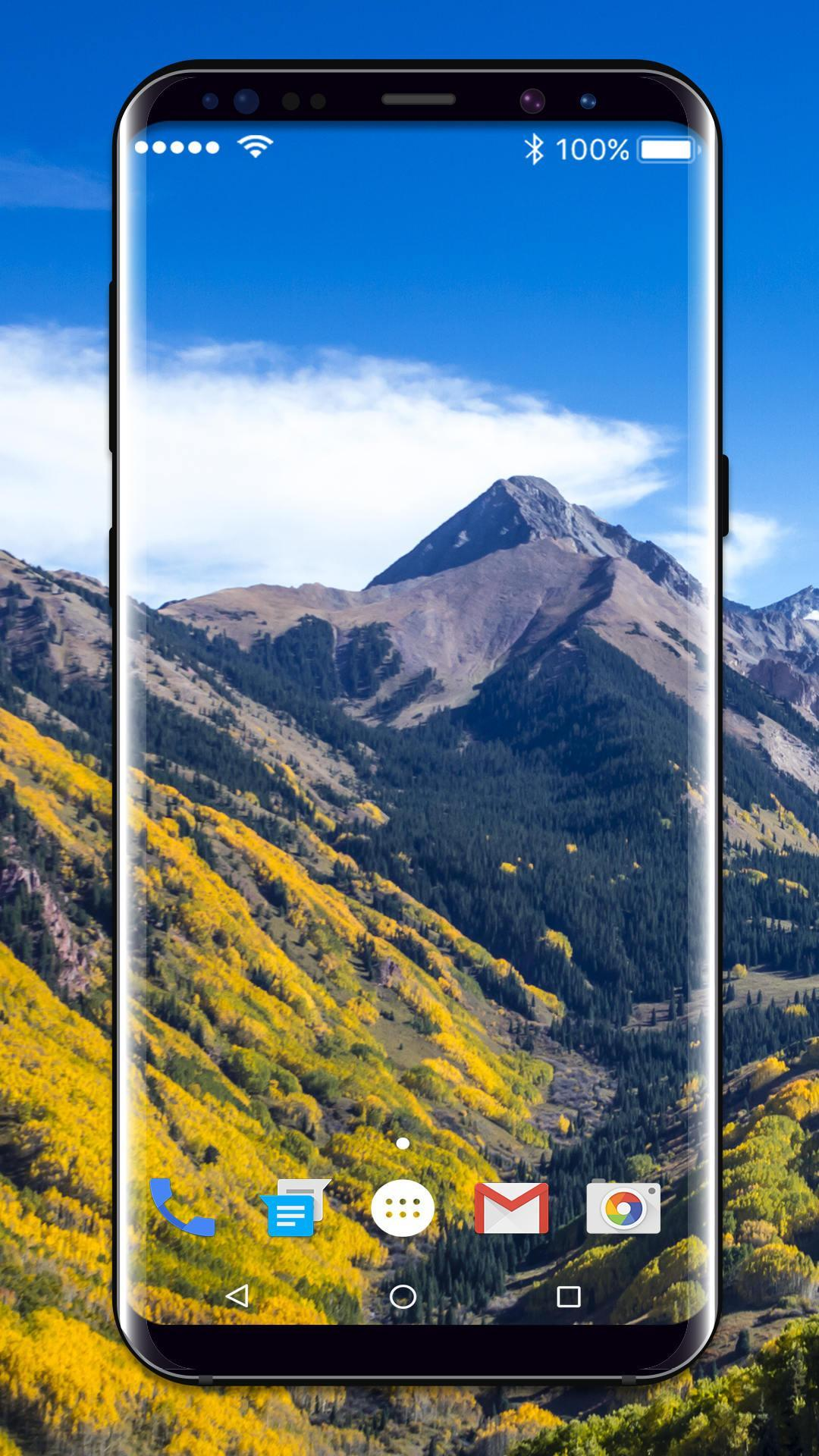 Hd Nature Mountain Live Wallpaper Background For Android Apk