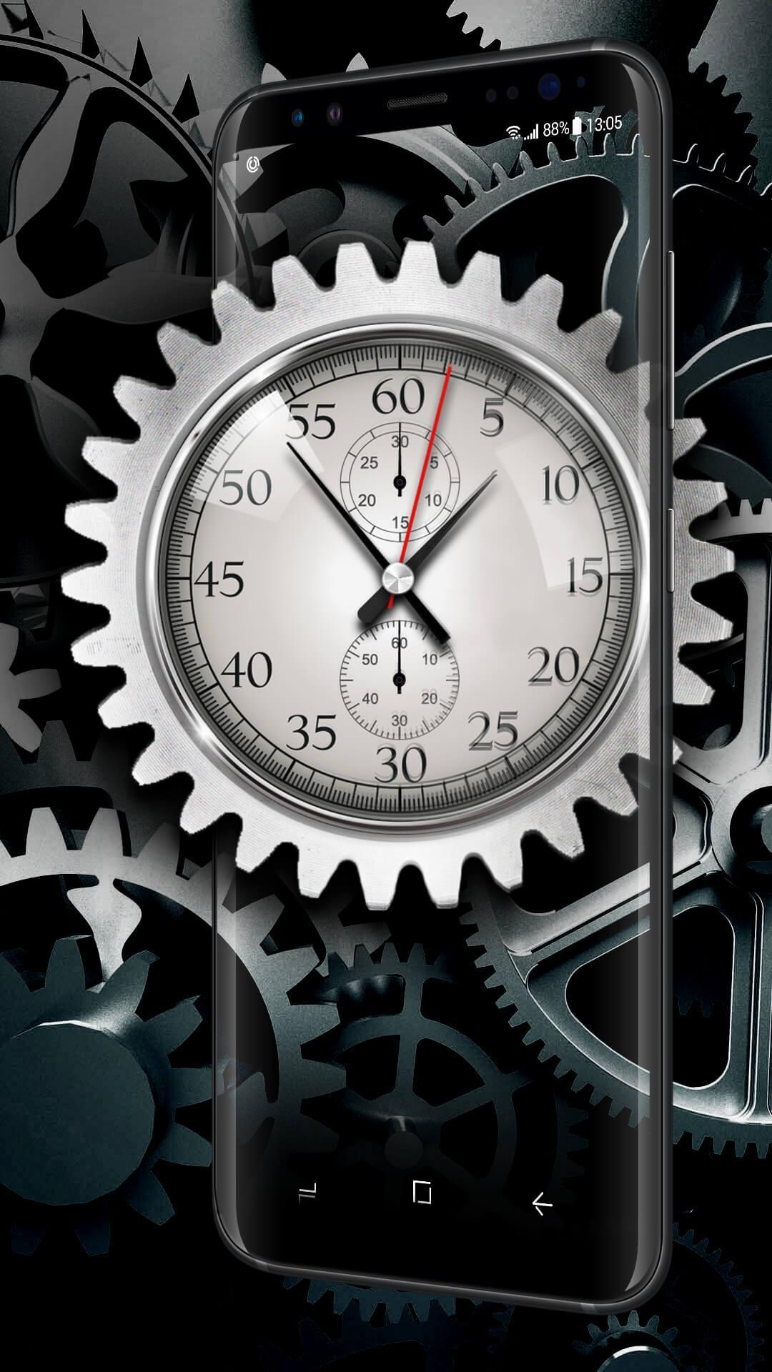 Analog Clock Live Wallpaper for Free for Android - APK ...