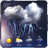 Weather Forecast & Precipitation icon