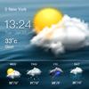 dokladna pogoda i lokalizacja ikona