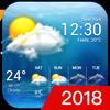 Widget de prévision météo icône