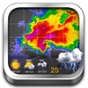 Free weather radar & Global weather ikona