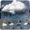 Виджет прогноза погоды иконка