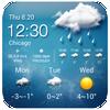 ikon Widget perkiraan cuaca