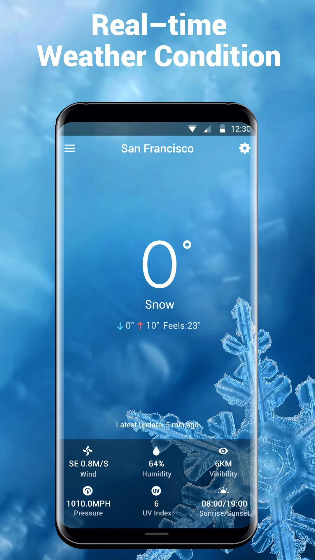 Today Weather& Tomorrow weather app⚡ for Android - APK Download