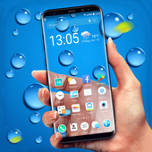 Real Transparent Launcher Screen & Background icon