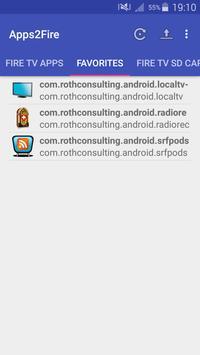 Apps2Fire screenshot 1