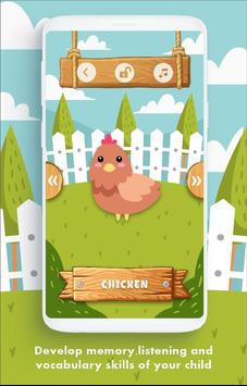 Animals sounds screenshot 1