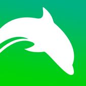 Trình duyệt Dolphin 🐬 biểu tượng