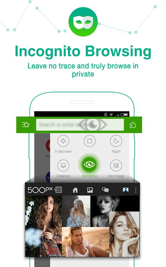 Dolphin Browser for Android free Android Mobile Web browser