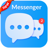Messenger 2018 - All Social Networks icon