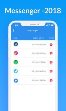 Messenger 2018 - All Social Networks screenshot 2