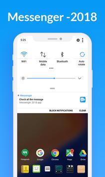 Messenger 2018 - All Social Networks screenshot 4