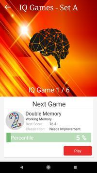 IQ Games plakat