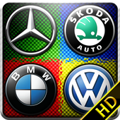Cars Logo Quiz HD 아이콘