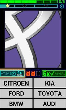 Cars Logo Quiz HD screenshot 20