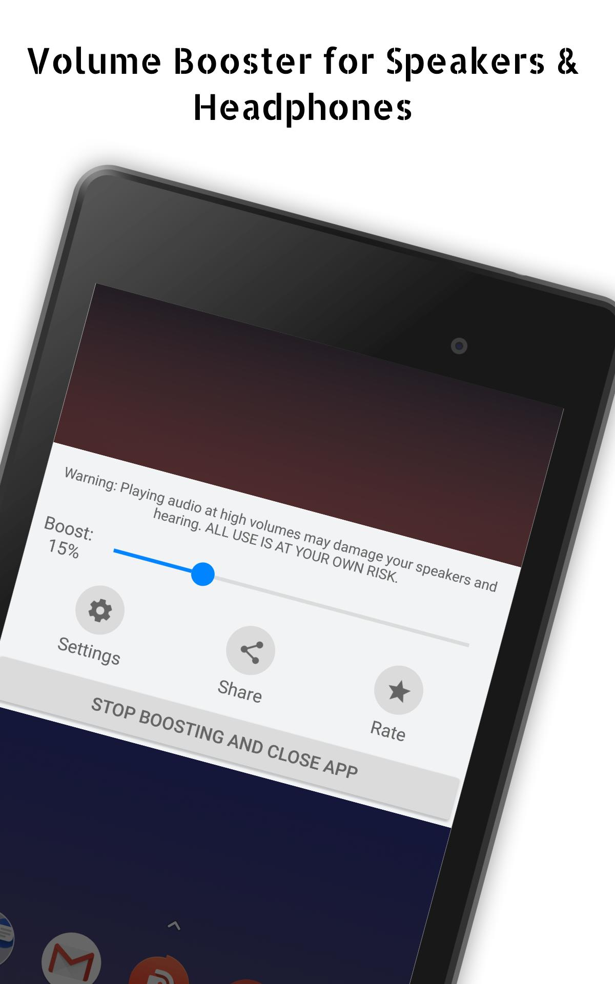 Speaker Boost for Android - APK Download