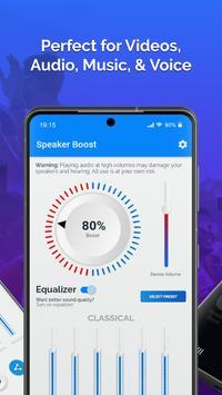 Speaker Boost screenshot 1
