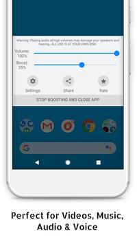 Speaker Boost screenshot 2