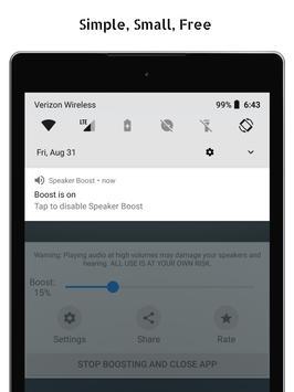 Speaker Boost screenshot 6