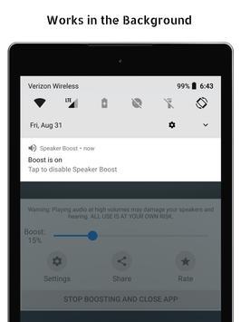 Speaker Boost screenshot 8