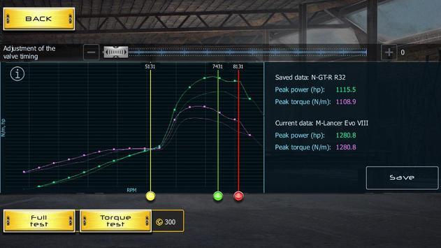 Drag Racing: Уличные гонки screenshot 7
