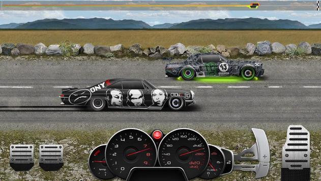 Drag Racing: Уличные гонки 截圖 5