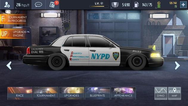 Drag Racing: Уличные гонки screenshot 9