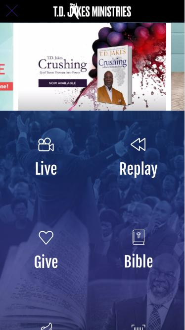 T D  Jakes Ministries App for Android - APK Download