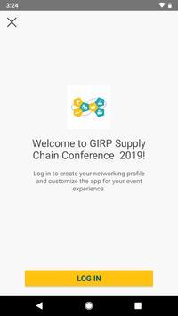 GIRP Events screenshot 2