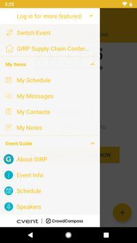 GIRP Events screenshot 4