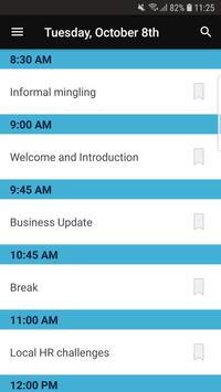 A. P. Moller - Maersk Events screenshot 3