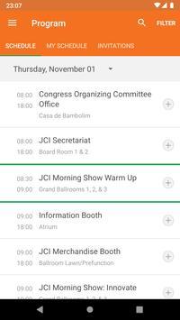 JCI Events screenshot 2