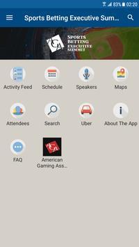 AGA Events screenshot 2