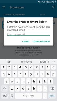TETA Events App screenshot 1