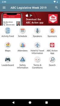 ABC Events screenshot 2