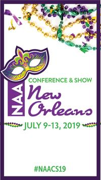 NAA Conference and Show poster
