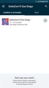 DattoCon19 San Diego screenshot 1