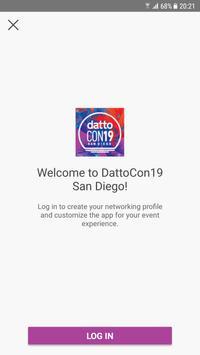 DattoCon19 San Diego screenshot 2