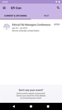 Ethical F&I Managers Conference screenshot 1