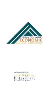 IWV Economic Outlook Conference poster