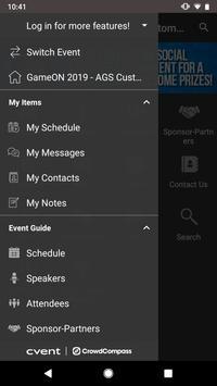 GameON - AGS Customer Summit screenshot 4