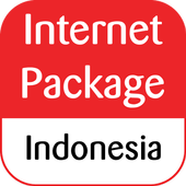 Indonesia Internet Packages icon